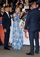 08 September 2017 - Toronto, Ontario Canada - Margot Robbie. 2017 Toronto International Film Festival - &quot;I, Tonya&quot; Premiere held at Princess of Wales Theatre. <br /> CAP/ADM/BPC<br /> &copy;BPC/ADM/Capital Pictures