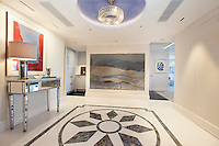 Entry Foyer at 160 Central Park South
