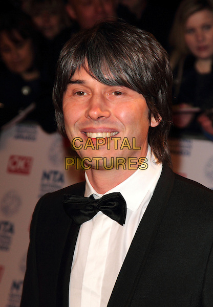 Brian Cox.At the National Television Awards 2013, O2 Arena, London, England, UK, .January 23rd 2013..NTA NTAs portrait headshot black bow tie professor  .CAP/ROS.©Steve Ross/Capital Pictures
