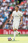 Cristiano Ronaldo of Real Madrid in action during the La Liga match between Real Madrid and Osasuna at the Santiago Bernabeu Stadium on 10 September 2016 in Madrid, Spain. Photo by Diego Gonzalez Souto / Power Sport Images