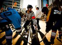 Hockey in the City