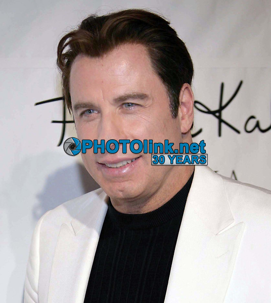 John Travolta<br /> 2007<br /> Photo By Brett Hufziger/CelebrityArchaeology.com