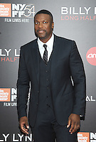 NEW YORK, NY - OCTOBER 14:  Actor Chris Tucker attends the 54th New York Film Festival 'Billy Lynn's Long Halftime Walk' screening at AMC Lincoln Square Theater on October 14, 2016 in New York City. Photo by John Palmer/ MediaPunch