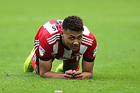 Ollie Watkins of Brentford during Millwall vs Brentford, Sky Bet EFL Championship Football at The Den on 10th March 2018