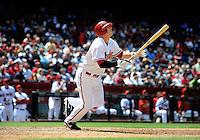 Apr. 15, 2009; Phoenix, AZ, USA; Arizona Diamondbacks batter Stephen Drew against the St. Louis Cardinals at Chase Field. Mandatory Credit: Mark J. Rebilas-