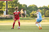 Boyds, MD - Saturday June 03, 2017: Estelle Johnson during a regular season National Women's Soccer League (NWSL) match between the Washington Spirit and Houston Dash at Maureen Hendricks Field, Maryland SoccerPlex.