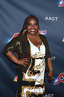 """LOS ANGELES - AUG 27:  Jackie Fabulous at the """"America's Got Talent"""" Season 14 Live Show Red Carpet at the Dolby Theater on August 27, 2019 in Los Angeles, CA"""