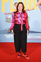"""Clare Stewart<br /> arriving for the London Film Festival 2017 screening of """"The Florida Project"""" at Odeon Leicester Square, London<br /> <br /> <br /> ©Ash Knotek  D3335  13/10/2017"""