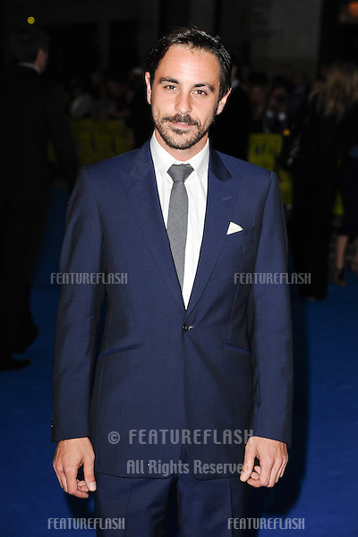 "Emun Elliot arriving for the ""Filth"" premiere at the Odeon Leicester Square, London. 30/09/2013 Picture by: Steve Vas / Featureflash"