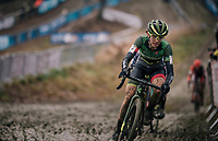 KEOUGH Kaitlin (USA/Cannondale-Cyclocrossworld)<br /> <br /> GP Sven Nys (BEL) 2019<br /> Women's Race<br /> DVV Trofee<br /> ©kramon