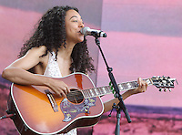 Corinne Bailey Rae performs at the Barclaycard British Summer Time at Hyde Park, London on July 9th 2016<br /> CAP/ROS<br /> &copy;Steve Ross/Capital Pictures /MediaPunch ***NORTH AND SOUTH AMERICAS ONLY***
