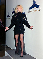 ARCHIVE: LOS ANGELES, CA: 14th April 1989: Heather Locklear at the Soul Train Music Awards.<br /> File photo © Paul Smith/Featureflash