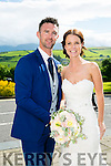 Claudia Carroll, Tralee, daughter of Joe and Marian Carroll, and Eoin Sheridan, Wexford, son of John and Anne Sheridan, were married at the Church of the Purification Churchill by Fr. Patsy Lynch on Friday 15th July 2016 with a reception at Ballyroe Heights Hotel