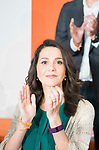 Ines Arrimadas during Ciudadanos General Council. July 29, 2019. (ALTERPHOTOS/Francis González)