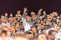 SÃO PAULO, SP, 14.02.2019 - CORINTHIANS-RACING - Torcida do Corinthians durante partida contra o Racing em jogo válido pela 1ª rodada de ida da Copa Sul-Americana 2019 na Arena Corinthians em São Paulo, nesta quinta-feira, 14. (Foto: Anderson Lira/Brazil Photo Press/Folhapress)