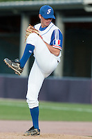 31 July 2010: Anthony Piquet of Team France pitches against Greece during the Greece 14-5 win over France, at the 2010 European Championship, in Heidenheim, Germany.