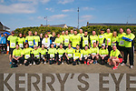 Ballybunion Half Marathon : Taking part in the Ballybunion Half marathon race on Saturday last were members of the Kerry Crusaders.