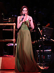 Laura Osnes during the Broadway Classics in Concert at Carnegie Hall on February 20, 2018 at Carnegie Hall in New York City.
