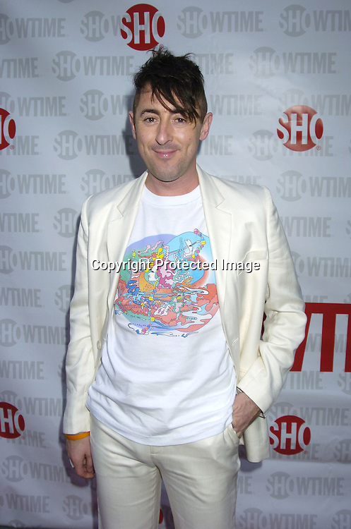 """Alan Cumming  ..at the New York Premiere of Showtimes """"Reefer Madness"""" ..on April 10, 2005 at the Directors Guild of America Theatre...Broadway Cares/Equity Fights Aids was benefitting from the Premiere. ..Photo by Robin Platzer, Twin Images"""