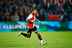 Nederland, Rotterdam, 24 september 2015<br /> KNVB Beker<br /> Seizoen 2015-2016<br /> Feyenoord-PEC Zwolle (3-0)<br /> Tonny Vilhena van Feyenoord in actie met bal
