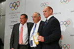 Photo Session, <br /> SEPTEMBER 8, 2013 : <br /> The Press conference of Wrestling during the 125th International Olympic Committee (IOC) session in Buenos Aires Argentina, on Saturday September 8, 2013. <br /> (Photo by YUTAKA/AFLO SPORT)