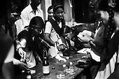 Gatapar (Chhattisgarh) 18.02.2009 India.Jeevodaya, The Social and Leprosy Rehabilitation Centre, established in 1969 by a Polish missionary and medical doctor, father Adam Wisniewski. At present, more than 400 children coming from families suffering from leprosy attend Jeevodaya school and stay in the boarding houses. Lesson of biology. .photo Maciej Jeziorek/Napo Images..Gatapar (stan Chhattisgarh) 18.02.2009 Indie.Jeevodaya - Osrodek Rehabilitacji Tredowatych zalozony w 1969 roku przez polskiego Pallotyna - Adama Wisniewskiego. Poza stale mieszkajacymi osobami, w szkole i internacie uczy sie i przebywa ponad 400 dzieci z roznych kolonii dla tredowatych. nz. lekcja biologii fot. Maciej Jeziorek/ Napo Images