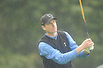 Ryder Cup 206 K Club, Straffan, Ireland..American Ryder Cup team player Jim Furyk on the 13th tee during the morning fourballs session of the second day of the 2006 Ryder Cup at the K Club in Straffan, Co Kildare, in the Republic of Ireland, 23 September 2006...Photo: Eoin Clarke/ Newsfile.