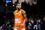 S&ouml;dert&auml;lje 2015-02-07 Basket Basketligan S&ouml;dert&auml;lje Kings - Bor&aring;s Basket :  <br /> Bor&aring;s Adama Darboe under matchen mellan S&ouml;dert&auml;lje Kings och Bor&aring;s Basket <br /> (Foto: Kenta J&ouml;nsson) Nyckelord:  S&ouml;dert&auml;lje Kings SBBK T&auml;ljehallen Bor&aring;s Basket portr&auml;tt portrait
