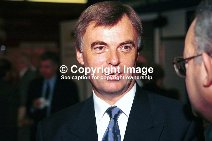 Andrew Smith, MP, Labour Party, Britain, UK, Annual Conference, 199710145..Copyright Image from Victor Patterson, 54 Dorchester Park, Belfast, UK, BT9 6RJ..Tel: +44 28 9066 1296.Mob: +44 7802 353836.Voicemail +44 20 8816 7153.Skype: victorpattersonbelfast.Email: victorpatterson@mac.com.Email: victorpatterson@ireland.com (back-up)..IMPORTANT: If you wish to use this image or any other of my images please go to www.victorpatterson.com and click on the Terms & Conditions. Then contact me by email or phone with the reference number(s) of the image(s) concerned.