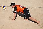 10.05.2015, Muenster, Schlossplatz<br /> smart beach tour, Supercup MŸnster / Muenster, Hauptfeld<br /> <br /> Abwehr Kay Matysik <br /> <br />   Foto &copy; nordphoto / Kurth