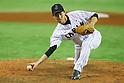 Kazuhisa Makita (JPN), <br /> NOVEMBER 15, 2014 - Baseball : <br /> 2014 All Star Series Game 3 between Japan 4-0 MLB All Stars <br /> at Tokyo Dome in Tokyo, Japan. <br /> (Photo by Shingo Ito/AFLO SPORT)[1195]