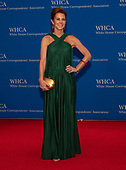 Stephanie Ruhle arrives for the 2019 White House Correspondents Association Annual Dinner at the Washington Hilton Hotel on Saturday, April 27, 2019.<br /> Credit: Ron Sachs / CNP<br /> <br /> (RESTRICTION: NO New York or New Jersey Newspapers or newspapers within a 75 mile radius of New York City)