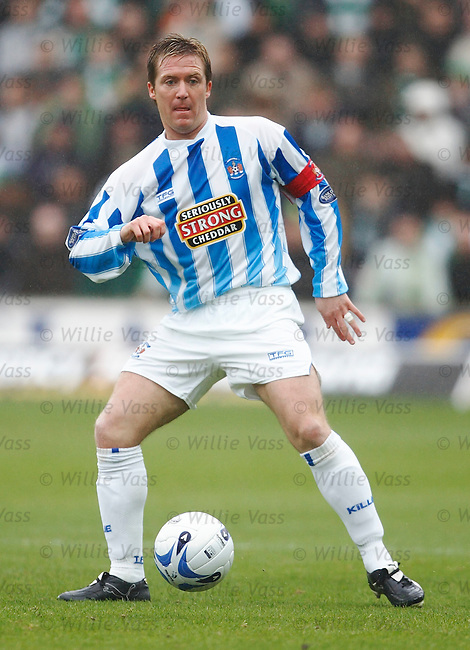 Gary Locke, Kilmarnock.stock season 2005-2006.pic willie vass