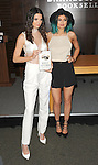 Kendall Jenner and Kylie Jenner at Barnes and Noble in the Grove for a signing of their new novel in Los Angeles Ca. June 12, 2014.