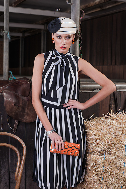 Fashion at The Races. Thoroughbred Racing SA.