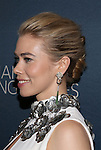 Birgitte Hjort Sorensen  attends the Broadway Opening Night Performance After Party for 'Les Liaisons Dangereuses'  at Gotham Hall on October 30, 2016 in New York City.