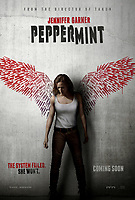 Peppermint (2018) <br /> POSTER ART <br /> *Filmstill - Editorial Use Only*<br /> CAP/MFS<br /> Image supplied by Capital Pictures