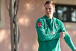 09.01.2020, Sportzentrum RCD Mallorca, Son Bibiloni, ESP, TL Werder Bremen -  Training Tag 07<br /> <br /> im Bild / picture shows <br /> <br /> Niklas Moisander (Werder Bremen #18 Kapitaen)<br /> Einzelaktion, Halbkörper / Halbkoerper,<br /> <br /> Foto © nordphoto / Kokenge