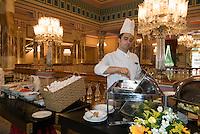 Türkei, Restaurant des Kempinski-Hotels im Ciragan-Palast in Istanbul , Stadttei Besiktas