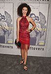 LOS ANGELES, CA - APRIL 04:  Actress Jasmine Savoy-Brown attends the premiere of HBO's 'The Leftovers' Season 3 at Avalon Hollywood on April 4, 2017 in Los Angeles, California.