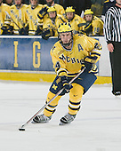 12/8/07 Men's ice hockey vs. Bowling Green State University.
