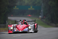 #46 THIRIET BY TDS RACING (FRA) ORECA 03  NISSAN PIERRE THIRIET (FRA) LUDOVIC BADEY (FRA) MAXIME MARTIN (BEL)