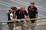 Team GB Track Cycling..Coaching Staff.19.07.12.©Steve Pope