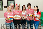 "Coffee Morning: Members of the"" Athea Runs Faster in Stripes"" group who hosted a Coffee morning in aid of the Ronald McDonald Foundation in the Con Colbert Memorial Hall, Athea on Friday morning last. L-R : Linda Hunt, Angela McCaffery, Margaret O'Connor, Helen Hickey, Paudie Lynch & Tina Collins."