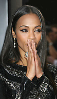 Zoe Saldana<br /> 2009<br /> Photo By Russell EInhorn/CelebrityArchaeology.com