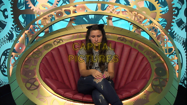 Chloe<br /> Big Brother Summer 2015 - Day 19<br /> *Editorial Use Only*<br /> CAP/NFS<br /> Image supplied by Capital Pictures
