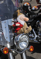 NWA Democrat-Gazette/MICHAEL WOODS &bull; @NWAMICHAELW<br /> 16th annual Bikes Blues and BBQ on Dickson Street  in Fayetteville Wednesday September 23, 2015