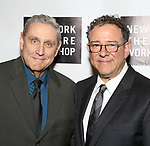 Jim Nicole and Michael Greif attends New York Theatre Workshop's 2017 Spring Gala at the Edison Ballroom on May 15, 2017 in New York City.