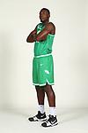 DENTON, TX - OCTOBER 17: North Texas Mean Green men's marketing basketball on October 17, 2019, in Denton,