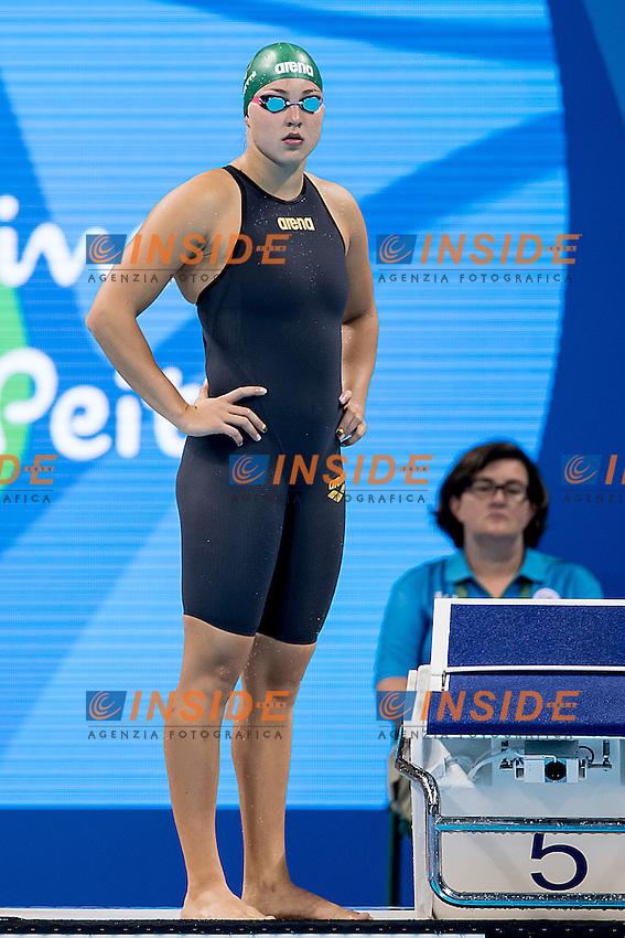 Meilutyte Ruta LTU<br /> 100 breaststroke women<br /> Rio de JaneiroXXXI Olympic Games <br /> Olympic Aquatics Stadium <br /> Swimming heats 07/08/2016<br /> Photo Giorgio Scala/Deepbluemedia/Insidefoto